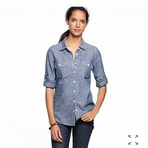 J.Crew Factory Two Pocket Shirt